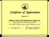 Jones Certificate Templates Military Certificate Templates Portablegasgrillweber Com