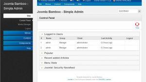 Joomla Administrator Templates Jbb Simpla Beautiful Joomla Admin Template Vn