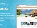 Joomla Hotel Booking Template It Paradise Gantry 5 Hotel Booking Joomla Template