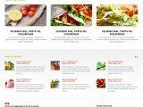 Joomla Templates for Restaurants Fast Food Restaurant Joomla Template 44275