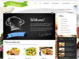 Joomla Templates for Restaurants Templates Giant Restaurant V3 3 Joomla 2 5 Template