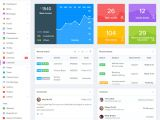 Jquery Dashboard Template 40 Best HTML5 Dashboard Templates and Admin Panels 2017