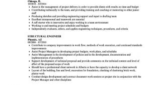 Junior Structural Engineer Resume Structural Engineer Resume Samples Velvet Jobs