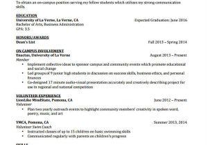Junior Student Resume 14 Student Cv for Undergraduate Admissions Payroll Slip