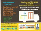 Junk Removal Flyer Template Junk Removal Flyers Gallery