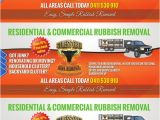 Junk Removal Flyer Template Stress Free Junk Removal Flyer