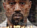 Kanye West Happy Birthday Card 37 Likes 1 Comments Pixel Photo Collage Collage Wishes