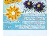 Kanzashi Flower Maker Template Clover Kanzashi Flower Maker Craft Template Select Your