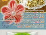 Kanzashi Flower Maker Template Clover Kanzashi Flower Maker orchid Petal Small 8486