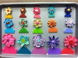 Kanzashi Flower Templates 1000 Images About Crafts Kanzashi On Pinterest orchid