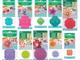 Kanzashi Templates Clover Kanzashi Flower Maker Craft Template Select Your