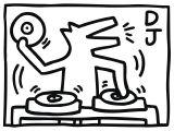 Keith Haring Figure Templates Keith Haring Malvorlagen Kinderbilder Download