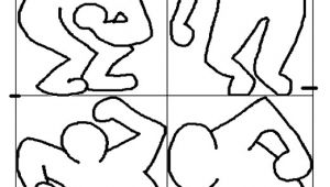 Keith Haring Figure Templates Keith Haring Paintings Dryden Art