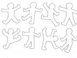 Keith Haring Figure Templates Maestra Mariangela Schede Progetto Artelandia