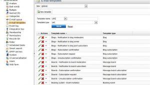 Kentico Email Template Kentico Email Template Gallery Template Design Ideas