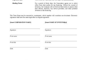 Key Holding Contract Template 11 Venture Capital Investment Agreement Examples Pdf
