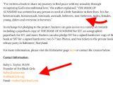 Kickstarter Email Template How to Write A Kickstarter Press Release Examples