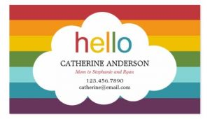 Kid Business Card Template Collections Of Play Date Cards Business Cards