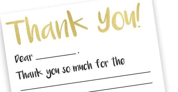 Kid Thank You Card Wording Kid S Fill In the Blank Thank You Notes Thank You Cards