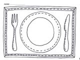 Kids Placemat Template 7 Best Images Of Printable Placemats to Color Kids