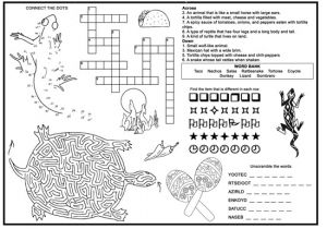 Kids Placemat Template Children S Menus Kid S Activity Placemats for Restaurants
