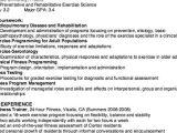 Kinesiology Student Resume Kinesiology Graduate Resume Samples Http