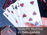 King Of Diamonds Love Card Compatibility Cyberpunk Red Playing Cards Deck Of Cards Premium Card Deck Cool Poker Cards Unique Bright Colors for Kids Adults Card Decks Games Standard