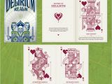 King Of Hearts Love Card Delirium Realm Book Https Www Kickstarter Com Projects