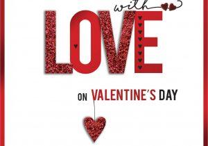 King Of Hearts Valentine Card to My Wonderful Boyfriend Valentine Card
