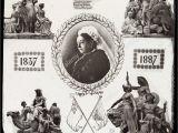 King Of Queens Anniversary Card Queen Victoria Golden Jubilee Stockfotos Queen Victoria