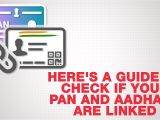 Know Your Pan Card Name How to Check if Pan is Linked with Your Aadhaar