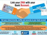 Know Your Pan Card Name No Refund if Pan Not Linked with Bank Account