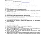 L2 Network Engineer Resume Resume 5 Exp In Networking