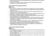 L2 Support Engineer Resume Application Support Engineer Resume Samples Velvet Jobs