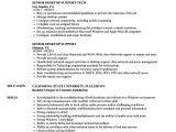 L2 Support Engineer Resume Senior Desktop Support Resume Samples Velvet Jobs