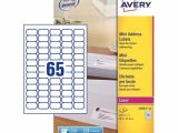 Label Template 65 Per Sheet Avery Mini Labels Laser 65 Per Sheet 38 1×21 2mm White