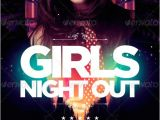 Ladies Night Out Flyer Template Free Ffflyer Flyer Template Girls Night Out Flyer Template