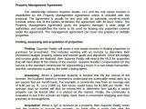 Land Proposal Template 14 Property Management Proposal Templates to Download