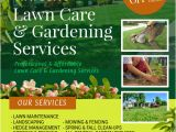 Landscaping Flyers Templates Free Lawn and Landscaping Flyer Template Postermywall