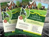Landscaping Flyers Templates Free Lawn Care Flyers Templates Free Icebergcoworking