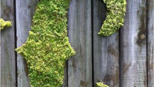 Large Moss Covered Letters Large Moss Covered Letter C Rustic Wedding by Vintageshore