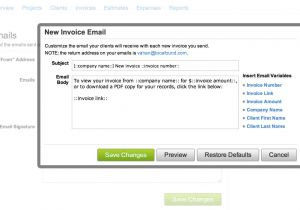 Late Payment Email Template Email Templates and Late Payment Reminders Servicejoy