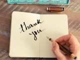 Late Thank You Card Wording Wedding 6 Right Ways to Say Thank You In A Note