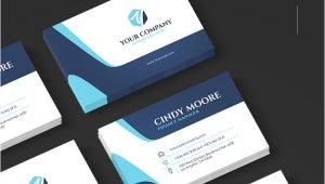 Latest Business Card Design Free Download Free Financial Consulting Business Card In Psd Free Psd