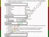 Latest Resume format In Word Latest Cv formats Updates Ms Word Cv format Latest Cv