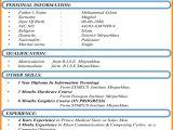Latest Resume format Word File 8 Best Cv format Word Document Dialysis Nurse Best Cv