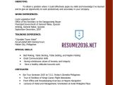 Latest Resume Template Resume Templates 2016 which One Should You Choose