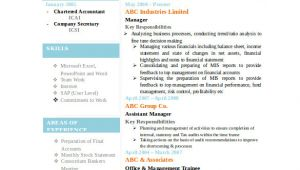 Latest Resume Word format Download Best Resume formats 40 Free Samples Examples format