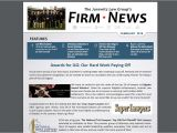 Law Firm Newsletter Templates Guide to Email Marketing for Law Firms Upcity