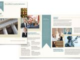 Law Firm Newsletter Templates Law Firm Brochure Template Design